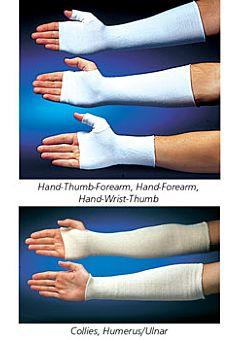 PEL Arm hand duim kousje