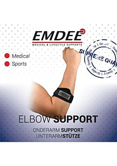 Emdee tennis armbrace Black