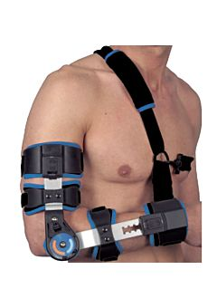 Prim Telescopic rom elbow brace