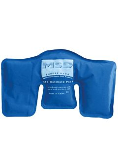MSD Hot/cold pack Blue trisectional