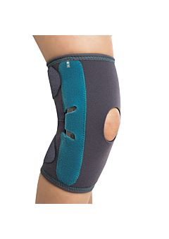 Orliman articulated pediatric knee bra
