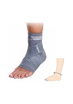 DJO Strapping Elastic Ankle