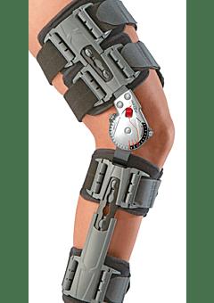 DJO X-Act Rom Knee Brace Grey Universeel
